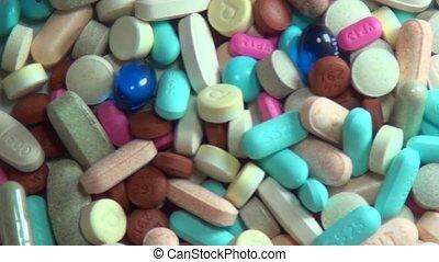 Pills, Medicine, Drugs, Health