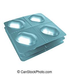 Pills picture - Prescription or over the counter...