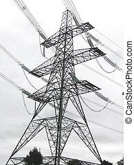 pilone elettricità