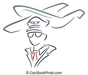 piloto aeronave