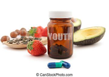 pilule, de, jeunesse