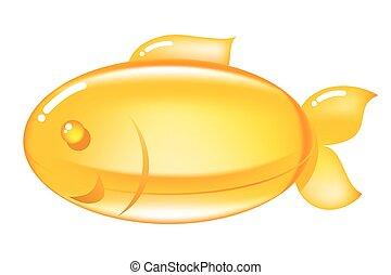 pilule, omega-3