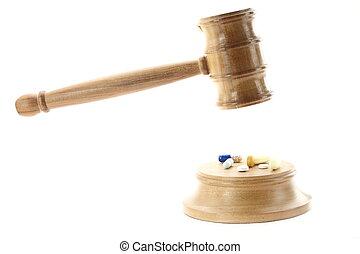 pilules, et, droit & loi
