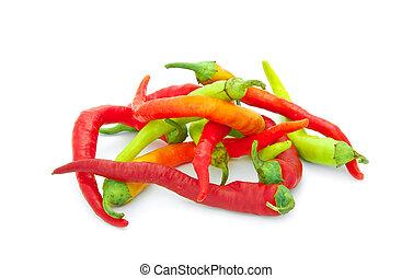 pimentas quentes