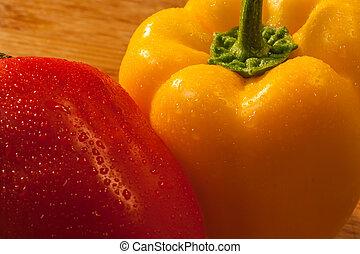 pimentas, sino