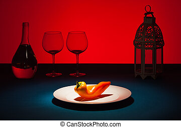 pimienta anaranjada