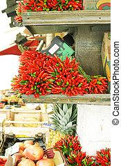 pimienta, chile