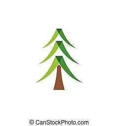 pine tree christmas