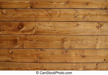 Pine wood slats - Strips of wood of various sizes,...
