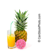 Pineapple cocktail - 1