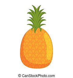 pineapple fresh fruit healthy