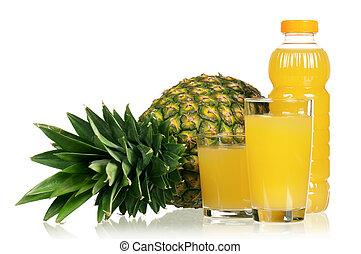 Pineapple juice_4677(47).jpg - Fresh pineapple juice and...