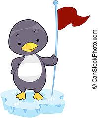 pingüim, cute