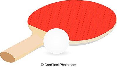 ping-pong, équipement