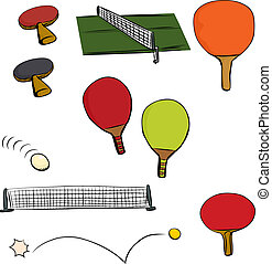 Ping Pong Game Set
