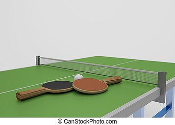 tabletennis stock illustrationen 126 tabletennis clipart. Black Bedroom Furniture Sets. Home Design Ideas