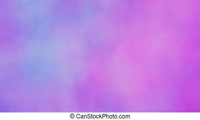 Pink abstract cloud of smoke background