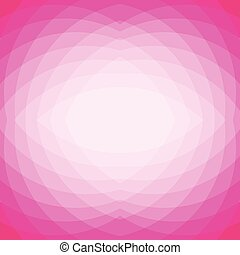 Pink abstract geometric triangle mosaic background, low poly style