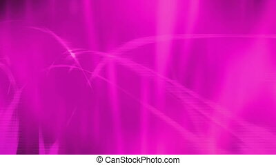 Pink and clean abstract looping animated background -...