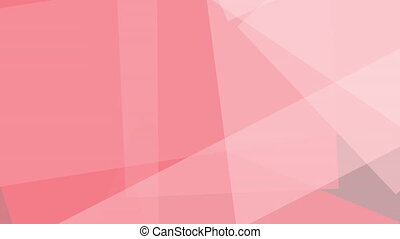 Shades of pink angular loopable background