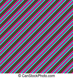 Pink Blue Brown Diag. Stripe Paper - diagonal Stripe Paper...