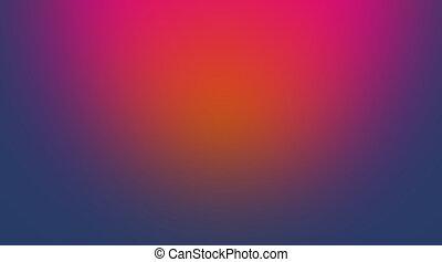 Pink-blue gradient background