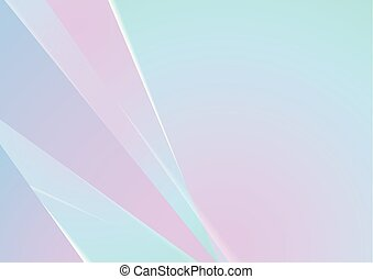 Pink blue minimal abstract background