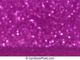Pink bright blur glitter background