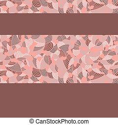 Pink-Brown-Pattern