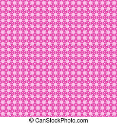 Pink burst abstract geometric seamless textured pattern background