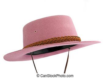 Pink Bush Hat