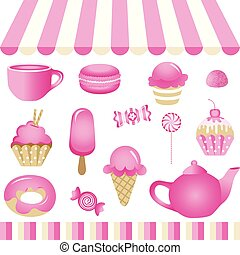 Pink Candy Shop