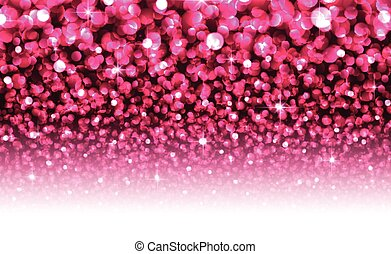 Pink Christmas abstract background.