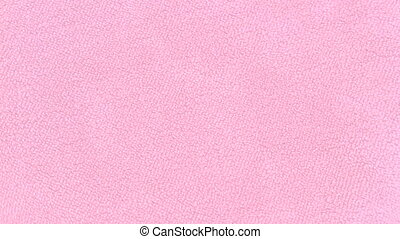pink cloth texture background rotate