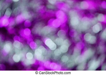 Pink color abstract background with blurred defocus bokeh light