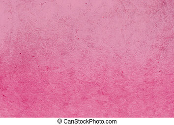 pink color mulberry paper texture background