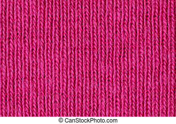 Pink cotton close up