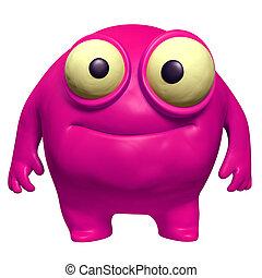 pink cute freak