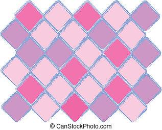 Pink Diamond Design