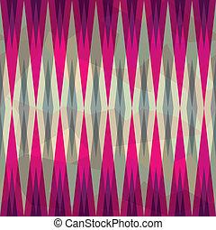 pink diamond seamless pattern