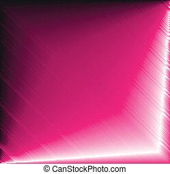 Pink effect light background vector