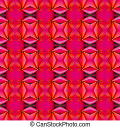 Pink frangipani seamless pattern background