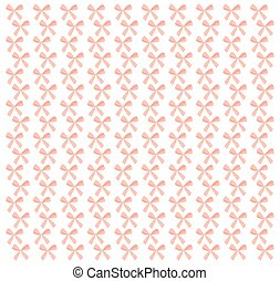 pink gift bow decoration ribbon valentines day background