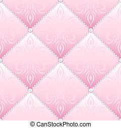 Pink glamor seamless - Pink glamor satin quilted seamless...
