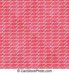 pink konfetti - fashion, pink bricks seamless pattern....