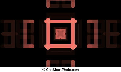 Pink Light kaleidoscope