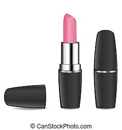 Pink lipstick Clipart Vector and Illustration. 3,357 Pink ...