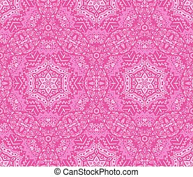 pink mosaical background
