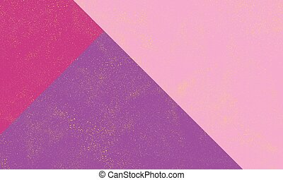 Pink multi-colored sequin festive background