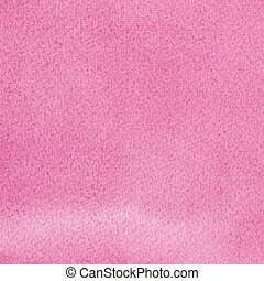 Pink natural handmade aquarelle watercolours paint texture pattern, horizontal textured watercolor paper painting macro closeup, painted copy space background